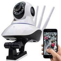 sistema de câmera residencial