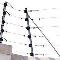 central de choque para cerca elétrica industrial
