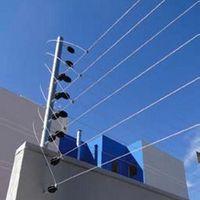 Cerca elétrica industrial kit