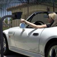 Controle de acesso veículos